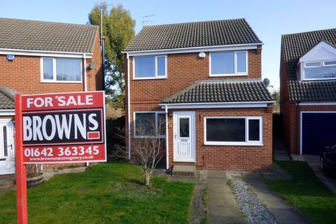 3 bedroom detached house for sale - Dovedale Close, Norton, Stockton-On-Tees, TS20