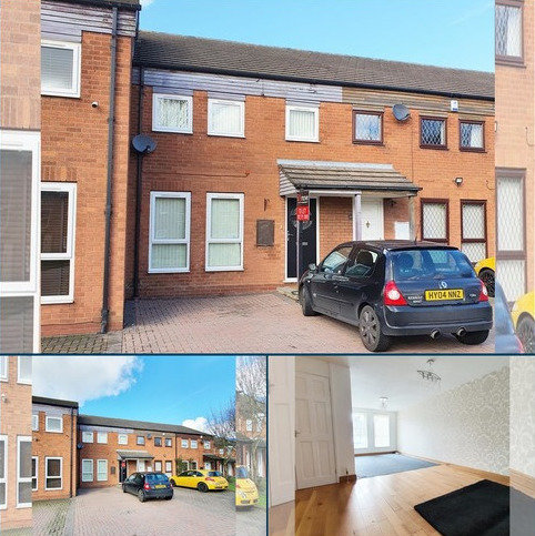 3 bedroom terraced house to rent - Parkfield Drive, Castle Bromwich, Birmingham B36