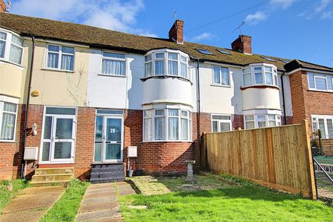 3 bedroom terraced house for sale - Mansfield Road, Worthing, West Sussex, BN11