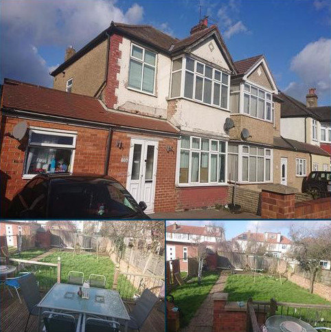 3 bedroom semi-detached house for sale - Hook Rise North, Tolworth, Surbiton KT6