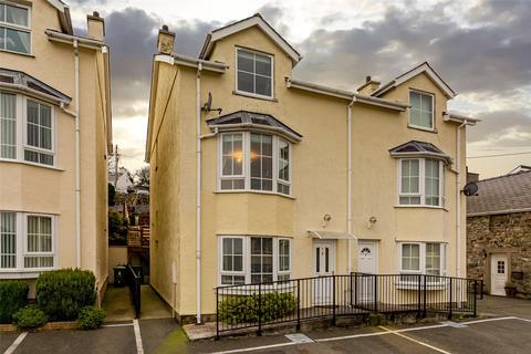 4 bedroom semi-detached house for sale - Maes Yr Athro, Bethesda, Gwynedd, LL57
