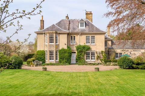 6 bedroom detached house for sale - The Old Manse, Edrom, Duns, Berwickshire, TD11