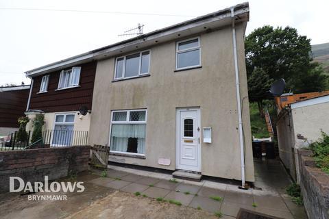 3 bedroom semi-detached house - Glan Ebbw, Abertillery
