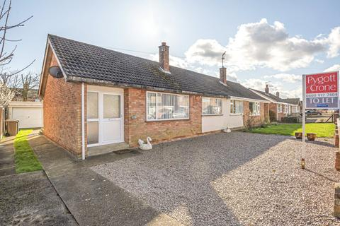 2 bedroom semi-detached bungalow to rent - Meadowfield, Sleaford, NG34