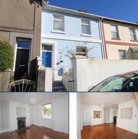 3 bedroom terraced house to rent - Vansittart Road, Torquay, TQ2 5BW