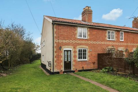 2 bedroom end of terrace house for sale - Dennington, Nr Framlingham, Suffolk