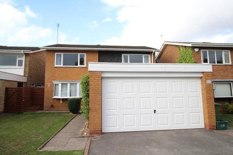 4 bedroom detached house to rent - Poolfield Drive, SOLIHULL, West Midlands, B91