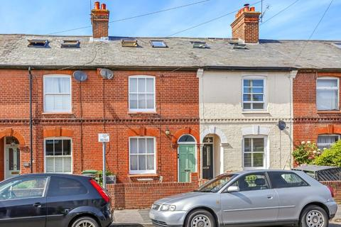 3 bedroom terraced house for sale - St. Catherines Road, Highcliffe, Winchester, SO23