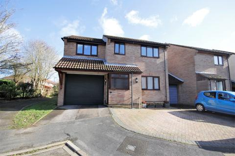 4 bedroom link detached house for sale - Ascot Close, Titchfield Common