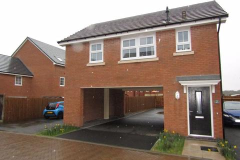 1 bedroom apartment for sale - Chaser Mews, Queen Elizabeth Road, Nuneaton