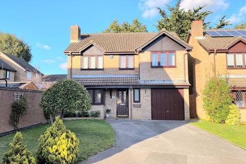 4 bedroom detached house for sale - Stirling Crescent, Grange Park, SO30 2SA