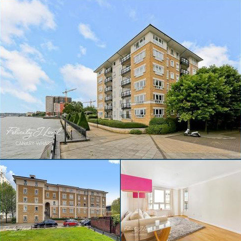 2 bedroom apartment for sale - Galleons View, E14