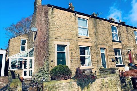 3 bedroom end of terrace house for sale - Batemill Road, Birch Vale, High Peak, Derbyshire, SK22 1BB