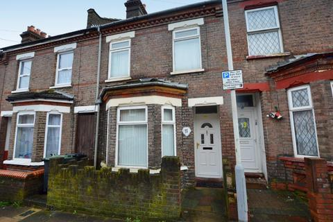 3 bedroom terraced house for sale - Belmont Road, Dallow Road Area, Luton, LU1 1LL