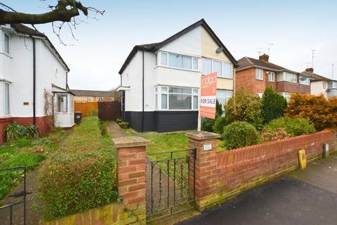 2 bedroom semi-detached house for sale - Sundon Park Road, Sundon Park, Luton, Bedfordshire, LU3 3AD