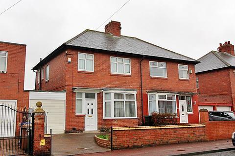 3 bedroom semi-detached house for sale - Gowland Avenue, Fenham, Newcastle upon Tyne, Tyne and Wear, NE4 9NH