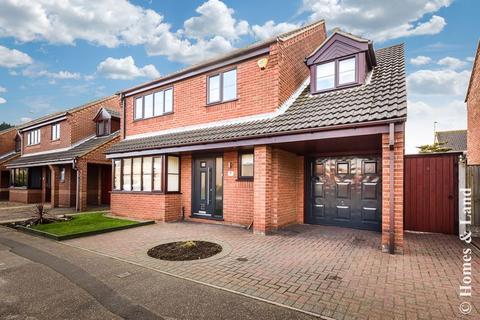 4 bedroom detached house for sale - Burnet Road, Bradwell