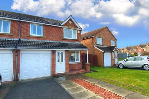 3 bedroom semi-detached house for sale - Torcross Way, Redcar