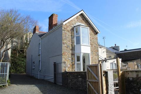 3 bedroom end of terrace house for sale - 24 North Crescent, HAVERFORDWEST