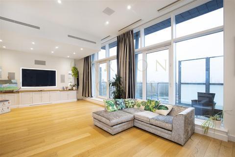 3 bedroom apartment for sale - Eustace Building, Chelsea Bridge Wharf, London, SW11