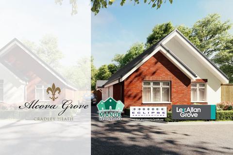 2 bedroom detached bungalow for sale - Surfeit Hill Road, Cradley Heath