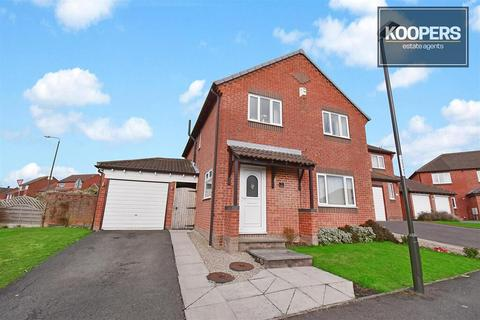 4 bedroom detached house for sale - Gray Fallow, South Normanton, Alfreton