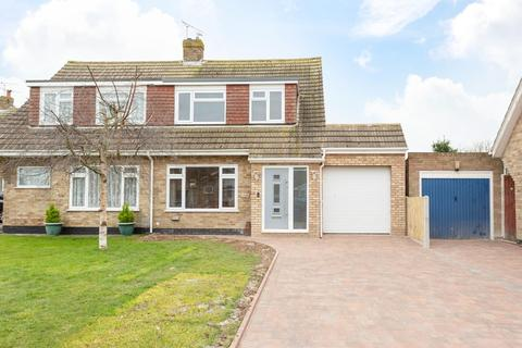 3 bedroom semi-detached house for sale - Collingwood Close, Broadstairs