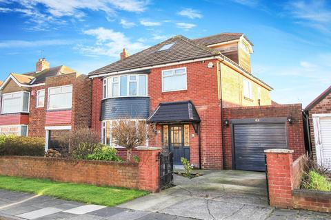 4 bedroom link detached house - Sandringham Drive, West Monkseaton