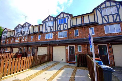 3 bedroom townhouse to rent - The Beeches Mews, West Didsbury, Manchester, M20