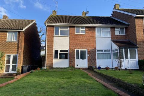 3 bedroom end of terrace house for sale - The Mount, Hailsham