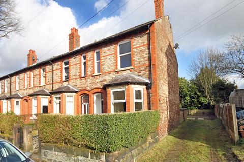 2 bedroom end of terrace house for sale - Oak Road, Hale, Cheshire