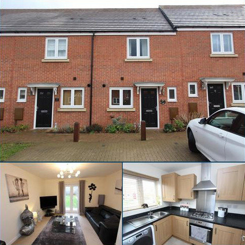 2 bedroom terraced house to rent - Oakfield Crescent, Marston Green