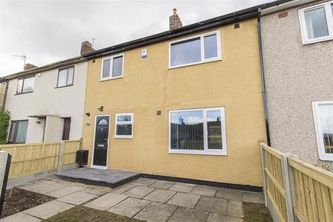 3 bedroom terraced house for sale - Harvey Court, Bolsover, Chesterfield