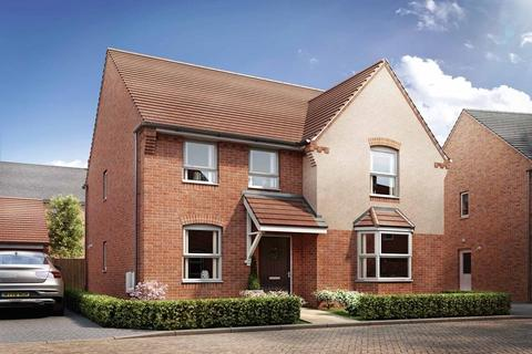 4 bedroom detached house for sale - Plot 12, Holden at Orchard Green @ Kingsbrook, Burcott Lane, Aylesbury, AYLESBURY HP22