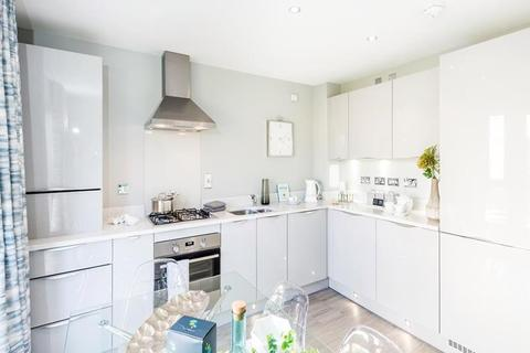 Barratt Homes - Thornton View - Plot 90, Dexter at Riverside @ Cathcart, Kintore Road, Newlands, GLASGOW G43