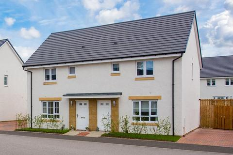 3 bedroom end of terrace house for sale - Plot 137, Coull at The Fairways, 2 Westbarr Drive, Coatbridge ML5