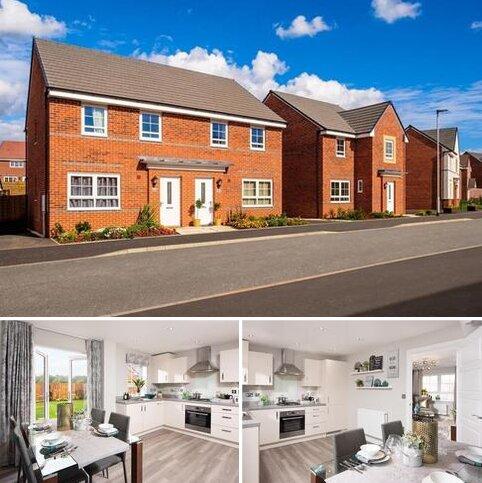 3 bedroom semi-detached house for sale - Plot 111, Maidstone at St Andrew's Place, Morley, Bruntcliffe Road, Morley, LEEDS LS27