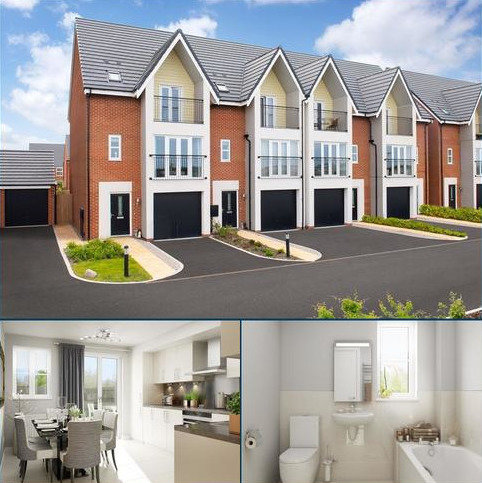 4 bedroom terraced house for sale - Plot 32, FORMBY at Bluebell @ Pavilion Gardens, Town Lane, Southport, SOUTHPORT PR8