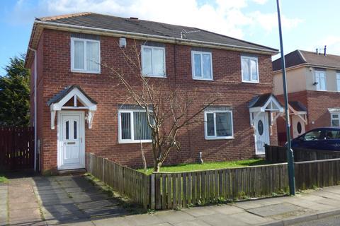 3 bedroom semi-detached house for sale - Honeysuckle Avenue, South Shields, Tyne and Wear, NE34 0BJ