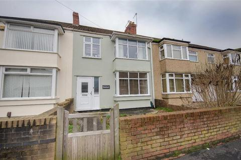 3 bedroom terraced house for sale - Pleasant Road, Staple Hill, Bristol, BS16 5JN