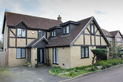 5 bedroom detached house for sale - Lambourne Close, Chigwell