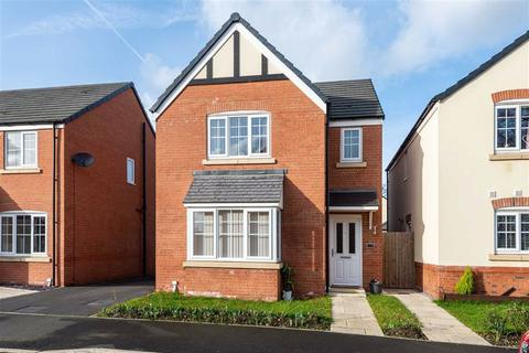3 bedroom detached house for sale - Rosemary Drive, Crewe, Cheshire