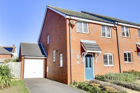 3 bedroom semi-detached house for sale - Coxwell Close, Seaford