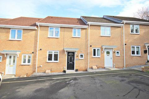 3 bedroom terraced house for sale - Hilltop View, Langley Park, Durham