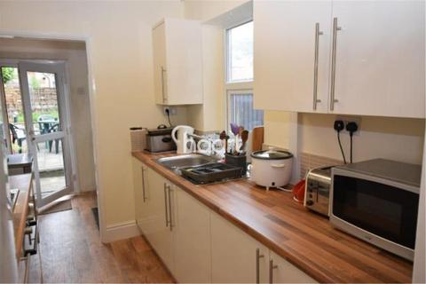 4 bedroom terraced house to rent - Brough Street, DE22