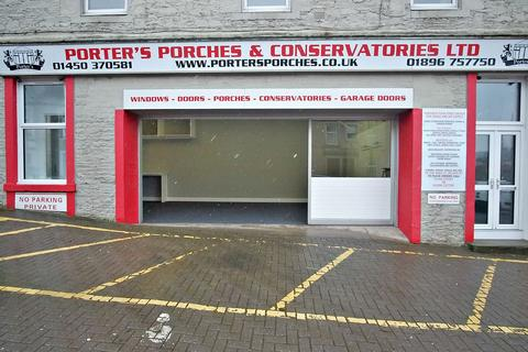 Property for sale - Commercial Premises, 14 Princes Street, Hawick TD9 7AY