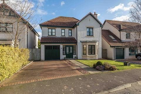 4 bedroom detached house for sale - 7 Leeburn View, Cardrona EH45 9LS