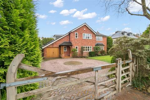 4 bedroom detached house for sale - Chorley Hall Lane, Alderley Edge, Cheshire, SK9