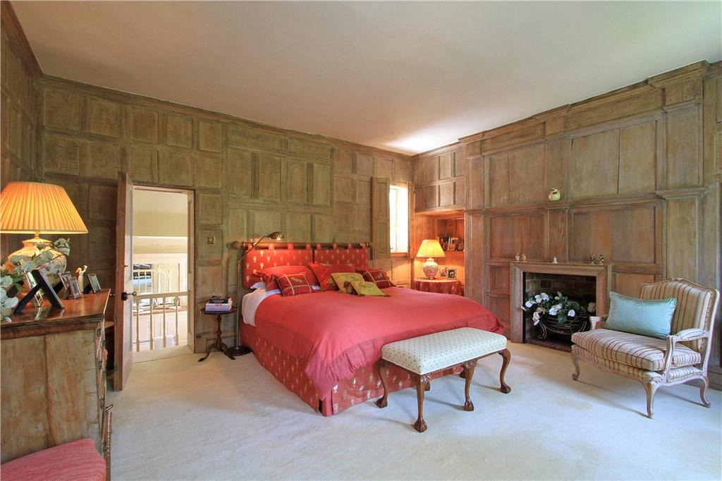 Bedroom at The Manor House