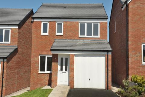 3 bedroom semi-detached house for sale - Plot 137, The Rufford at Lime Tree Court, Mansfield Road DE21